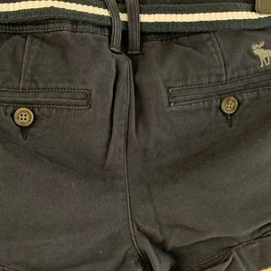 Abercrombie & Fitch Shorts - Abercrombie & Fitch Blue Shorts